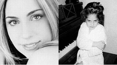 Леди Гага в детстве и юности