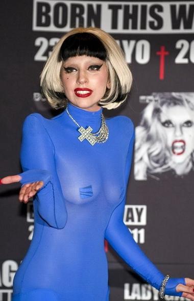 Эпотажные наряды Леди Гага