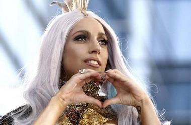 Леди Гага основала благотворительный фонд «Born This Way»
