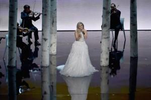 "На ""Оскаре"" Леди Гага заставила зал плакать"